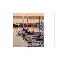 Cute Docks Postcards (Package of 8)
