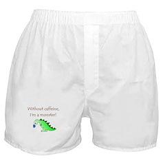 CAFFEINE MONSTER Boxer Shorts