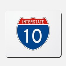 Interstate 10, USA Mousepad
