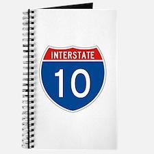 Interstate 10, USA Journal