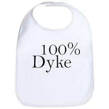 100% Dyke Bib