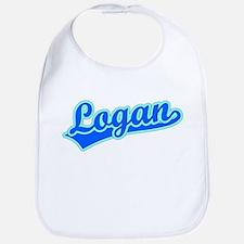 Retro Logan (Blue) Bib