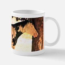 Horse Pinto Chiaroscuro Mug