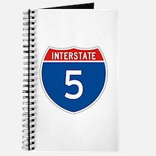 Interstate 5, USA Journal