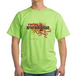 Awesome Racing 4 Green T-Shirt
