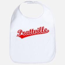 Retro Prattville (Red) Bib