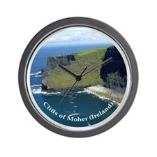 Funny Cliffs moher Wall Clock