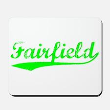 Vintage Fairfield (Green) Mousepad
