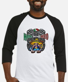 Made in Mexico mariachi Baseball Jersey