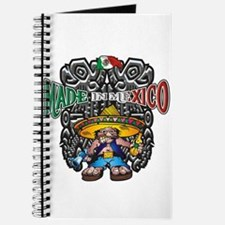 Made in Mexico mariachi Journal