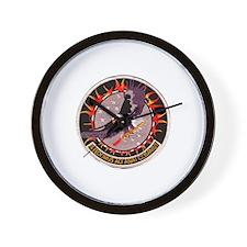 Detachment 3 Wall Clock