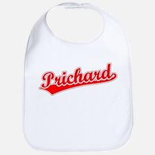 Retro Prichard (Red) Bib