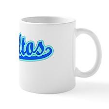 Retro Los Altos (Blue) Mug