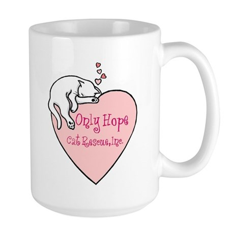 Only Hope Logo Large Mug