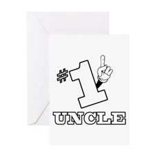 #1 - UNCLE Greeting Card