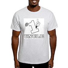 #1 - UNCLE T-Shirt