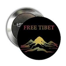 "FREE TIBET 2.25"" Button (10 pack)"
