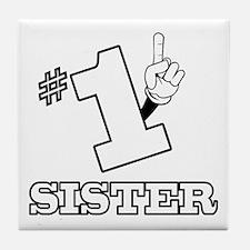 #1 - SISTER Tile Coaster