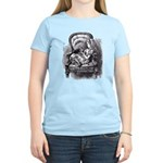 Alice & the Kitty Women's Light T-Shirt