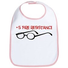 +5 Fire Resistance Bib