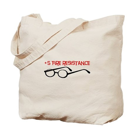 +5 Fire Resistance Tote Bag