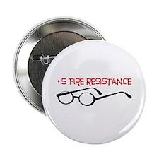 "+5 Fire Resistance 2.25"" Button"