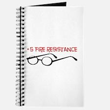 +5 Fire Resistance Journal