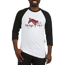 Akhal-Teke Lover Baseball Jersey