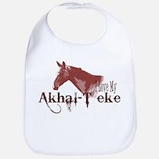 Akhal-Teke Lover Bib