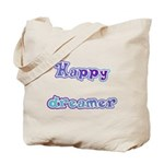 Happy Dreamer Tote Bag