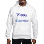 Happy Dreamer Hooded Sweatshirt