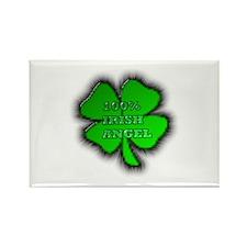 Unique Irish phrase Rectangle Magnet