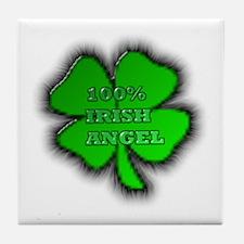 Unique Irish phrase Tile Coaster