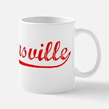 Vintage Douglasville (Red) Mug