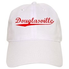 Vintage Douglasville (Red) Baseball Cap