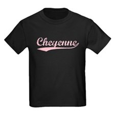 Vintage Cheyenne (Pink) T