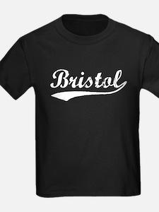 Vintage Bristol (Silver) T