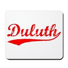 Vintage Duluth (Red) Mousepad