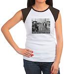 Watts Riots Women's Cap Sleeve T-Shirt