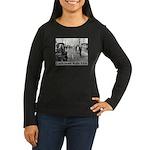 Watts Riots Women's Long Sleeve Dark T-Shirt