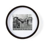 Watts Riots Wall Clock