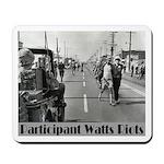 Watts Riots Mousepad
