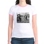 Watts Riots Jr. Ringer T-Shirt