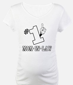 #1 - MOM-IN-LAW Shirt