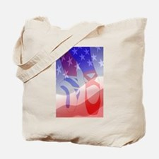 American Ballet Shoes Tote Bag