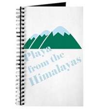 Playa from Himalaya Journal