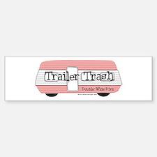 Double Wide Diva - Trailer Bumper Bumper Stickers