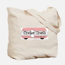 Double Wide Diva - Trailer Tote Bag