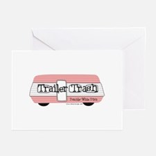 Double Wide Diva - Trailer Greeting Cards (Pk of 1
