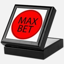 Max Bet Keepsake Box